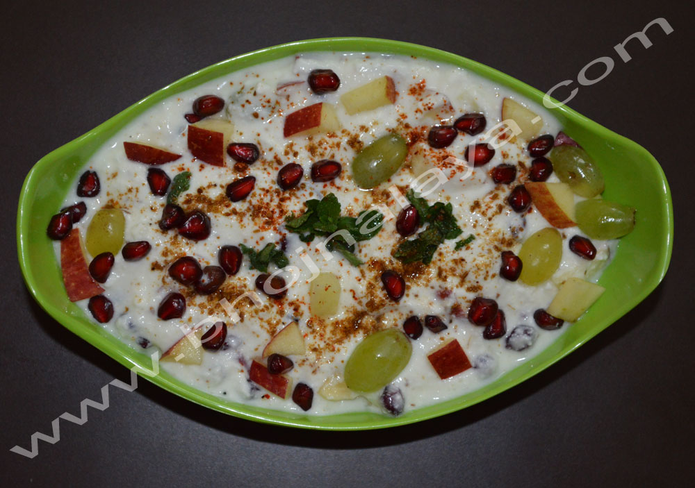 Fruits-Raita