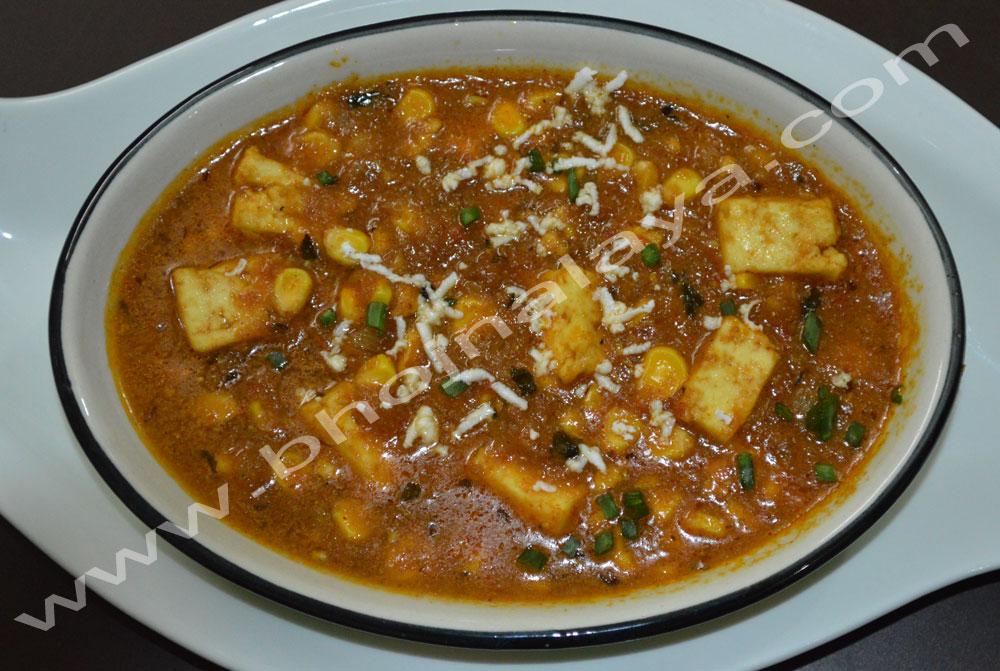 Corn-Paneer-Ki-Sabji