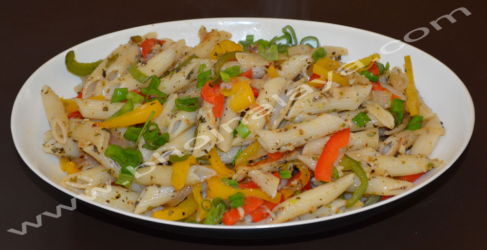 Penne-Pasta-With-Mozere